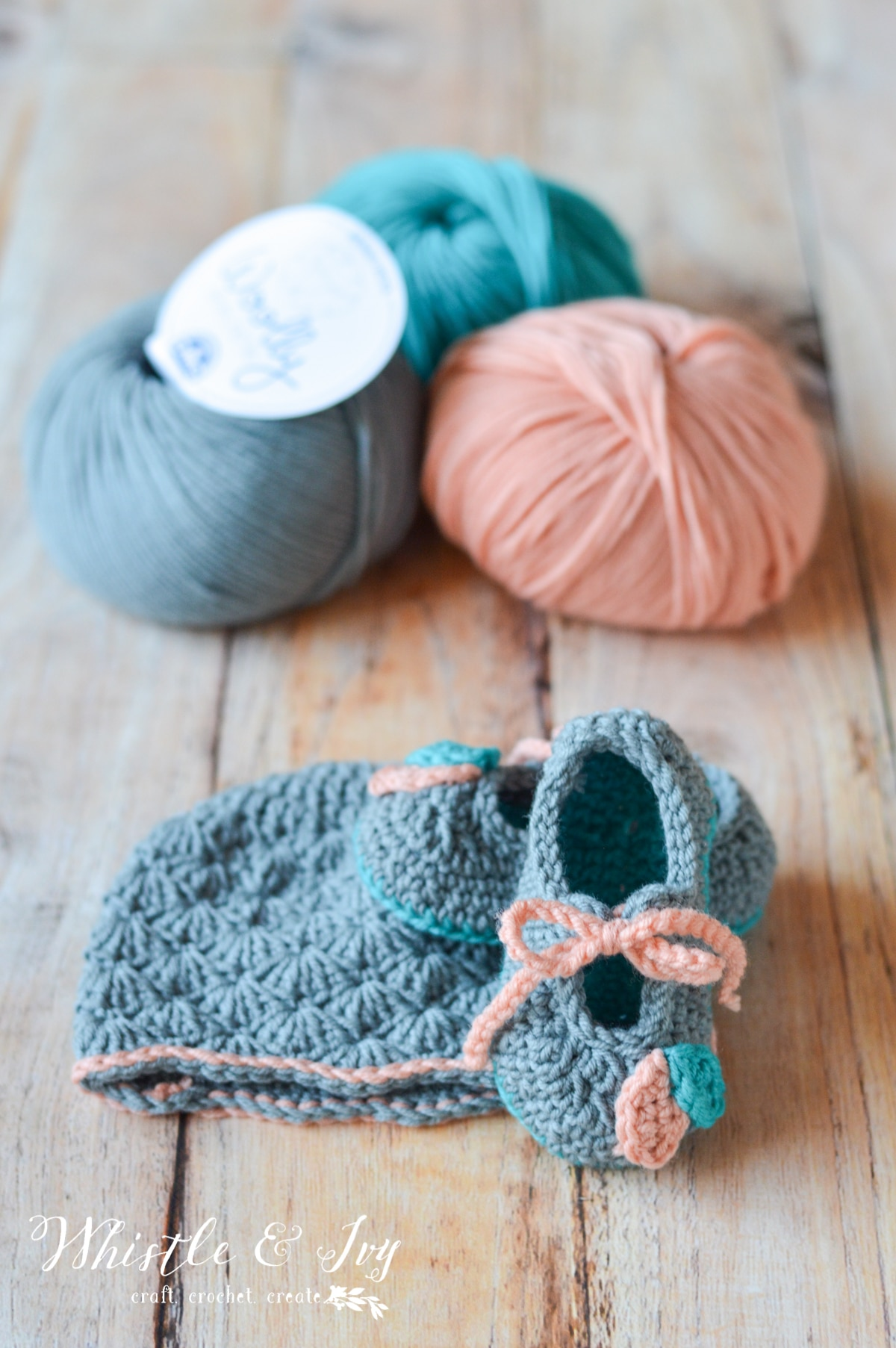 Crochet for Baby Archives - Whistle and Ivy