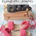 Crochet Espadrille Sandals – A Review