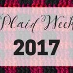 Crochet Plaid Week 2017