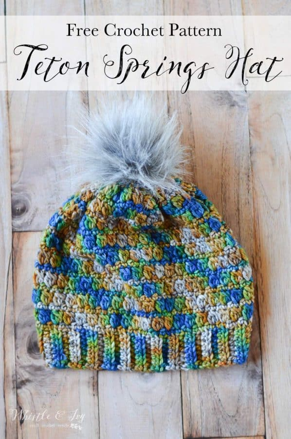 Teton Springs Hat Whistle And Ivy