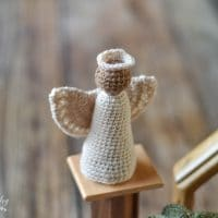 ae5ae383e6d4 Rustic Crochet Nativity CAL - Manger and Baby Jesus - Whistle and Ivy