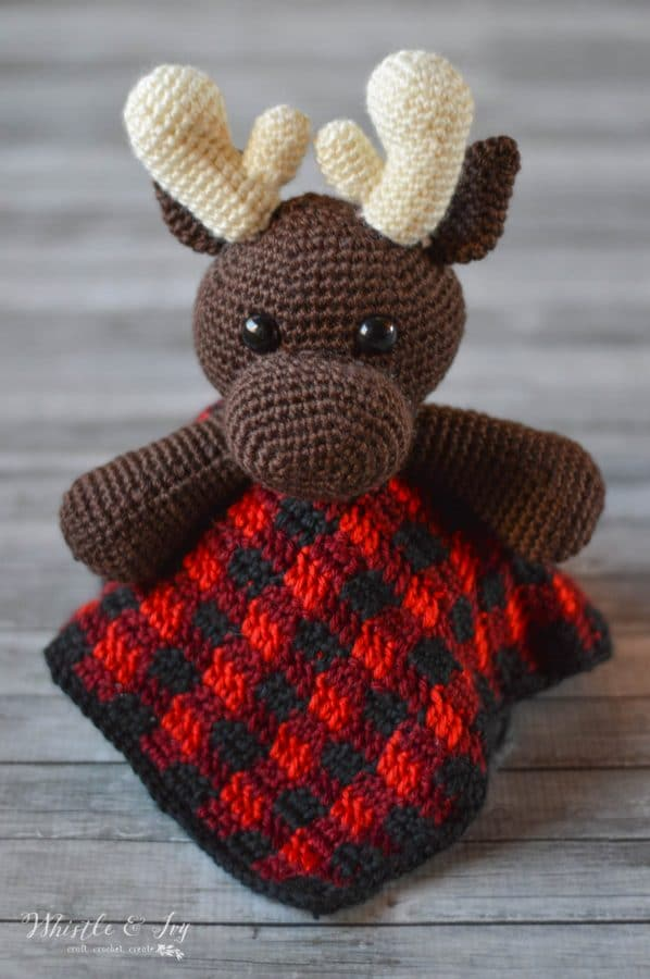 The Crochet Plaid Collection Vol. 2 - This ebook is a fun collection of plaid patterns to wear and to keep. Includes mittens, slippers hat and more.