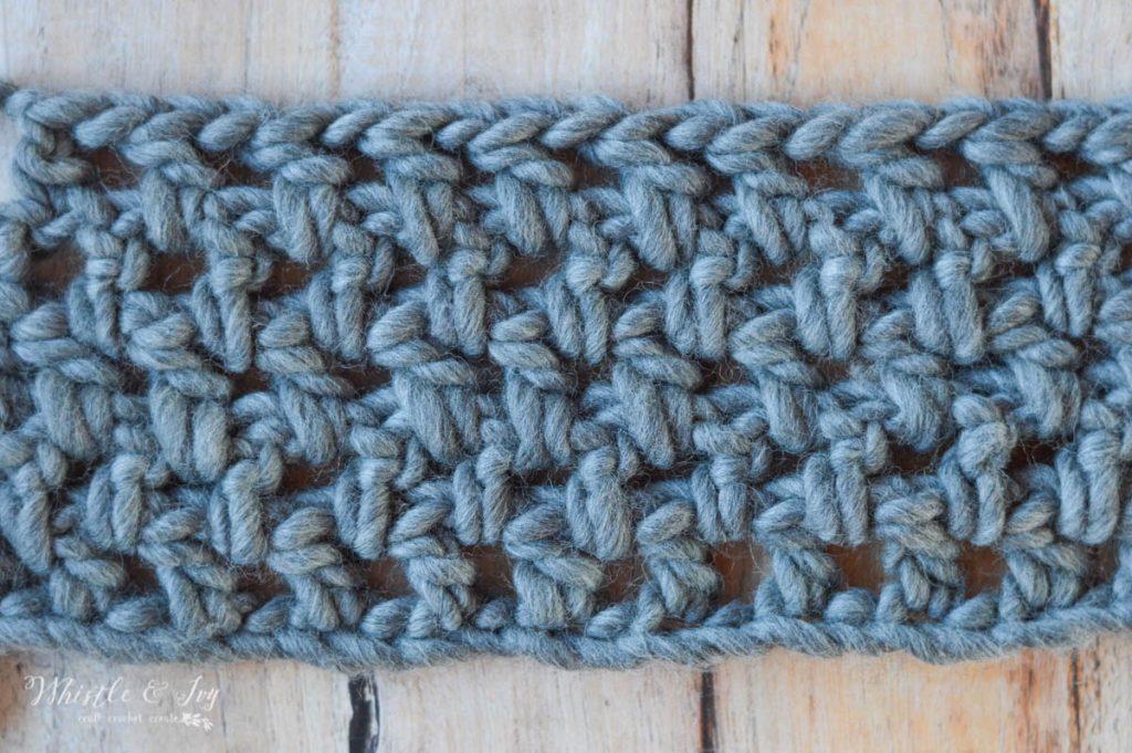 bulky, chunky texture yarn wool crochet