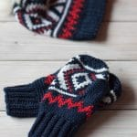 Crochet Neva Mittens