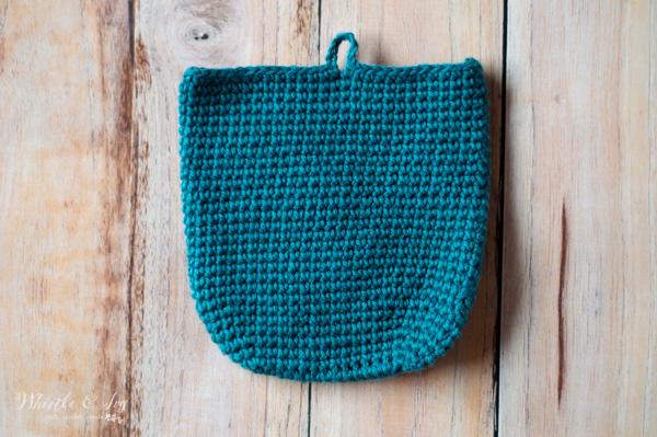 crochet pouch free crochet pattern