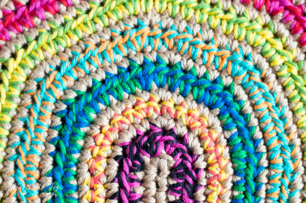 colorful crochet free crochet pattern