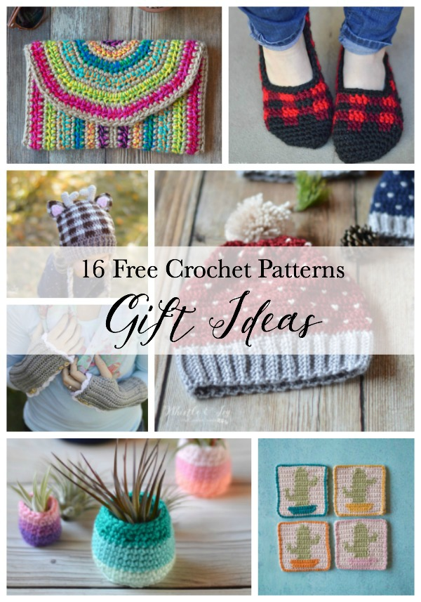 crochet gift ideas list of crochet gifts