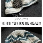 How to Make Worn Crochet Projects Like New Again!