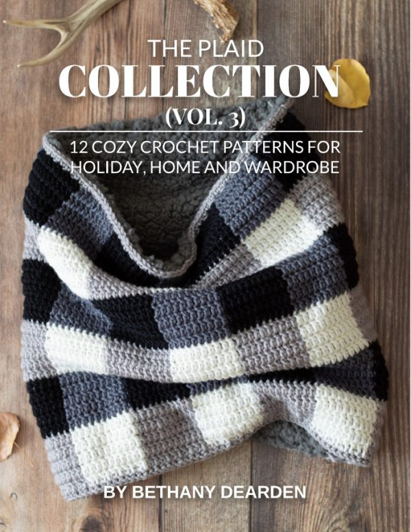 ebook collection of plaid accessories, decor and holiday trimmings