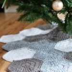 Crochet Hexagon Tree Skirt – Free Crochet Pattern