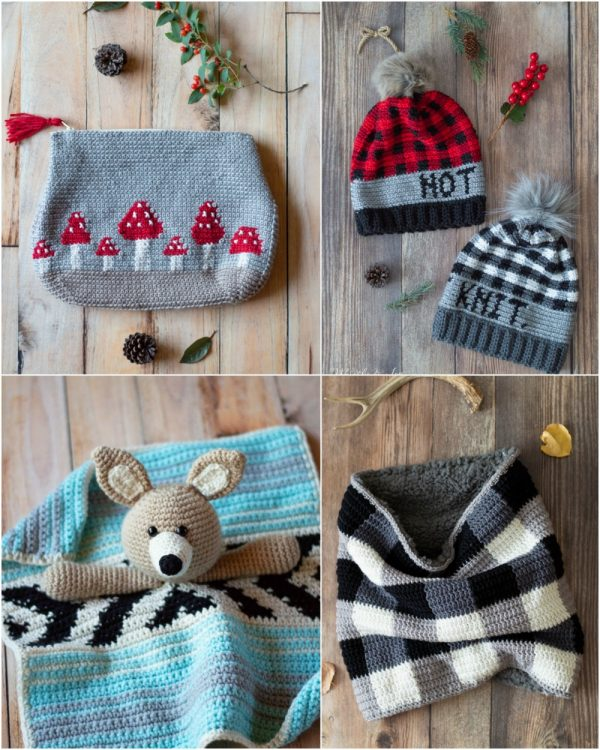 2018 favorite free crochet patterns on whistle and ivy
