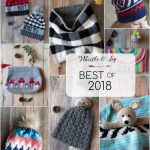 Whistle and Ivy Top Crochet Patterns of 2018