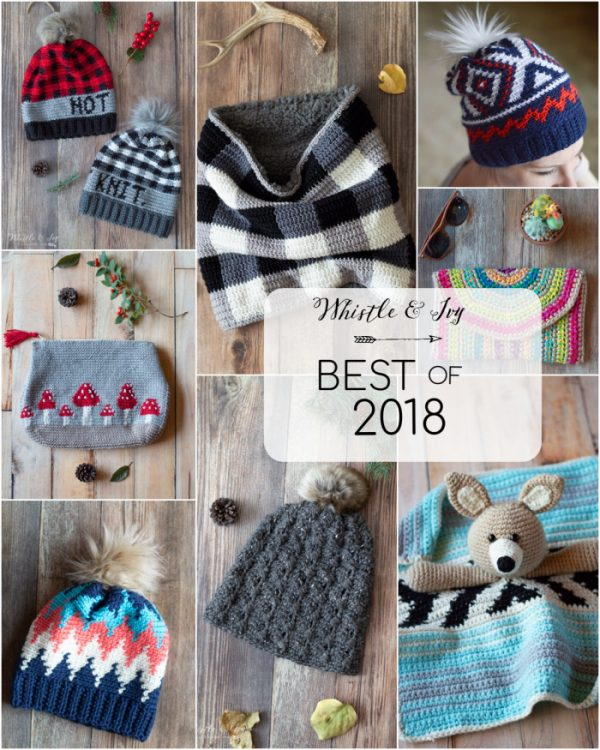 best free crochet pattern on whistle and ivy for 2018