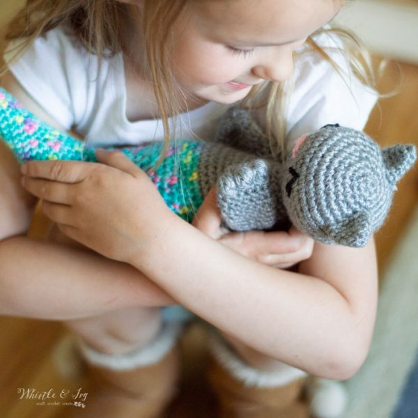 cute toy for girls merkitty kitty mermaid crochet pattern