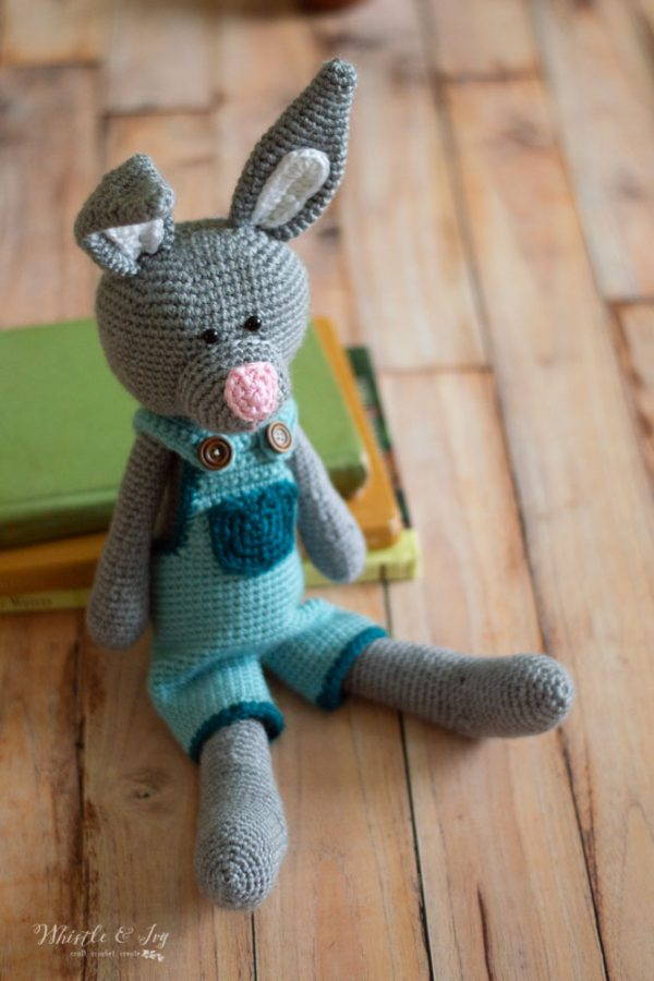 cute crochet bunny rabbit crochet pattern