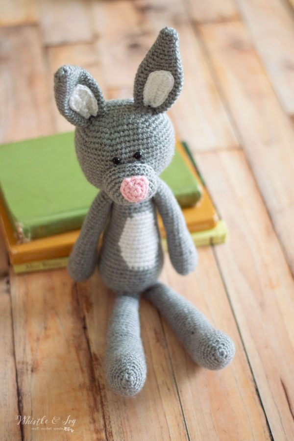 crochet bunny cute bunny crochet pattern