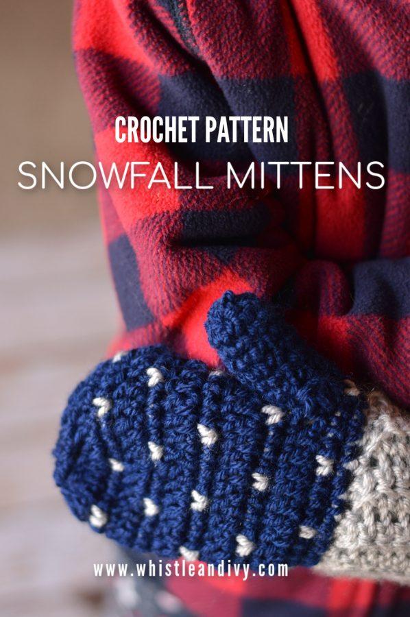 pretty cute crochet mittens knit stitch modern crochet pattern for mittens