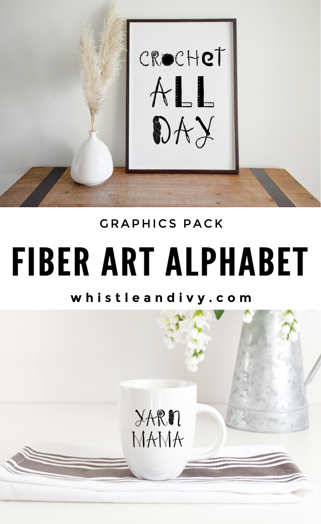 crochet graphic alphabet graphics fiber arts themed